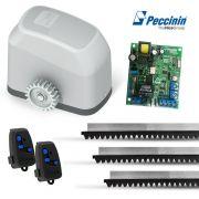 Motor de Portão Eletrônico Kit Automatizador Deslizante Gatter 3030 Fast Peccinin
