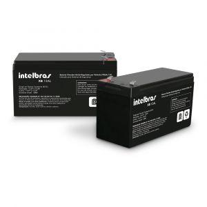 Bateria de Chumbo-ácido 7A 12V p/ Sistemas de Segurança XB 12AL - Intelbras