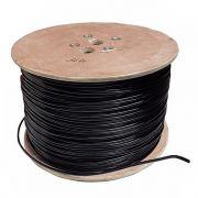 Cabo de Rede CAT 5E Dupla Capa Blindado F/UTP 4 Pares CMX Next Cable - 1000 Metros