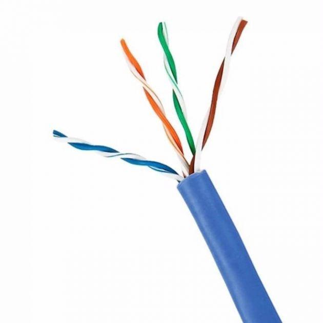 Cabo de Rede Lan UTP Next Cable 4 Pares - Metro
