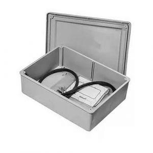 Caixa Plastica Para Central de Comando - Peccinin