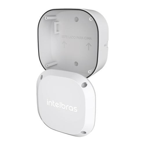 Caixa Plástica Vedada IP66 Proteção Para CFTV Intelbras VBox 1100 E