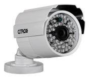 Câmera AHD Infravermelho 30 Metros High Definition 1280 x 720p 48 LED's IR - Citrox