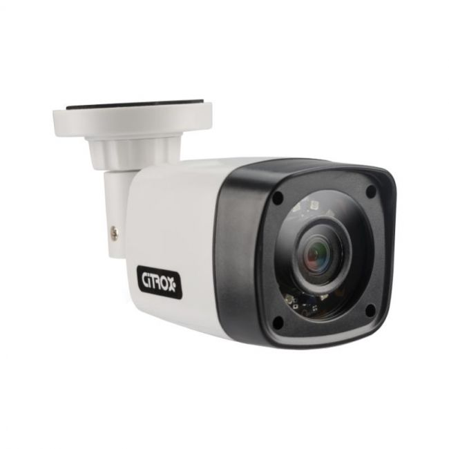 Câmera Bullet Híbrida HD+ 720p Lente 2,8mm Infravermelho 20 Metros Citrox