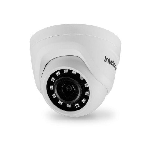 Câmera Dome Intelbras VMH 1120 D Infravermelho 20 Metros 720p HD