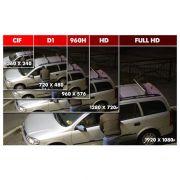 Câmera HDCVI Full HD 1080p Bullet Infravermelho 40 Metros 42 LEDs