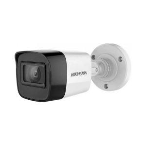 Câmera Hikvision Turbo HD Híbrida 1080p Full HD Lente 2.8mm Infravermelho DS-2CE16D0T-ITPF