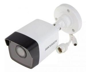Câmera IP Hikvision PoE Bullet DS-2CD1023G0E-I Full HD 1080p Lente 2,8mm