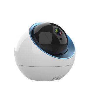 Câmera IP Smart WiFi Rastreador de Movimento e Áudio Full HD 1080p Infravermelho