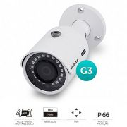 Câmera Multi HD Intelbras VHD 3130 B G3 Bullet Infravermelho 30 Metros 720p HD
