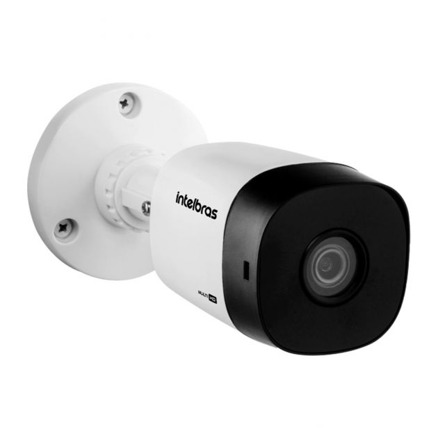 Câmera Multi HD Intelbras VHD 1120 B G4 Bullet Lente 2,6mm Infravermelho 20 Metros 720p HD