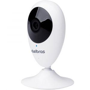 Câmera Wi-Fi Intelbras IC3 Mibo HD Sem Fio Com Áudio e Micro SD