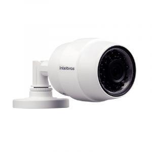 Câmera Wi-Fi Intelbras IC5 Mibo Infravermelho 30 Metros HD Sem Fio IP66