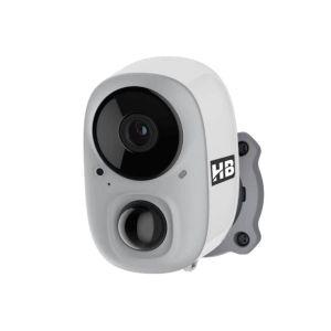 Câmera WiFi Smart Totalmente Sem Fio c/ Bateria Recarregável Full HD 1080p