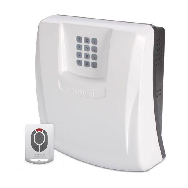 Central de Alarme GSM 1000 Sulton c/ Discador GSM Integrado Monitorada Pelo Celular