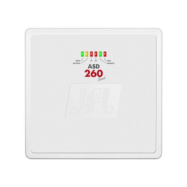 Central de Alarme JFL Com Discadora Telefônica Integrada ASD-260