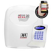 Central de Alarme Monitoravel Active 20 GPRS JFL