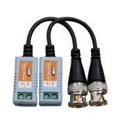 Conversor Vídeo Balun Par Trançado HD Híbrido c/ Alcance de 300m - Citrox