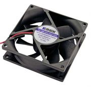 Cooler Microventilador 40 x 40 x 10mm Alimentação 12V - Ideal Para Instalação em Racks Organizadores de Cabos