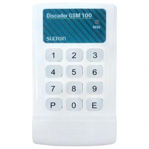 Discadora p/ Alarme GSM 100 Quadriband Sulton
