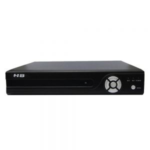 DVR Gravador Digital de Vídeo 8 Canais Híbrido 2K 4 Megapixel HB Tech