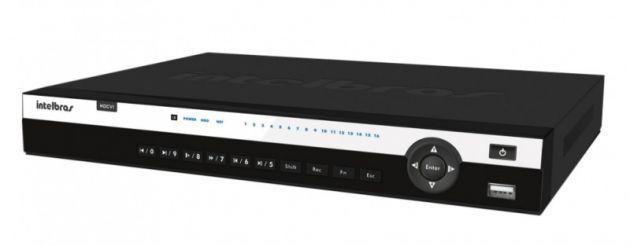 DVR Intelbras HDCVI 1032 G2 Tríbrido 32 Canais em High Definition 720p HD