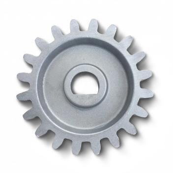 Engrenagem Externa de Alumínio Para Motor Deslizante Gatter Fast Peccinin