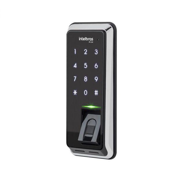 Fechadura Digital Intelbras Com Biometria e Senha FR 220