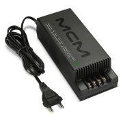Fonte MCM 10A Multicâmeras CFTV Smart Meter 12V a 14V Ajustável