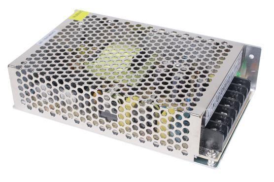 Fonte Eletrônica Chaveada 12V 5A Multicâmera Bivolt CFTV
