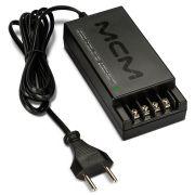 Fonte MCM 5A Multicâmeras CFTV Smart Meter 12V a 14V Ajustável