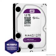 HD Western Digital 1TB WD Purple Surveillance SATA 64MB Cache - WD10PURX