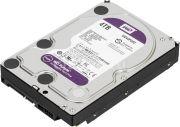 HD Western Digital 4TB WD Purple Surveillance SATA 64MB Cache - WD40PURZ