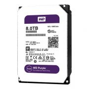 HD Western Digital 8TB WD Purple Surveillance SATAIII WD80PUZX