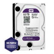 HD Western Digital 8TB WD Purple Surveillance SATAIII WD80PUZX