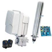 Kit Automatizador Basculante 1/2 HP Ultra Flash Peccinin Com Acionamento de 1,75m