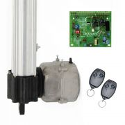 Kit Automatizador Basculante BV BL3 Rossi 1/4 HP Acionador 1,50m