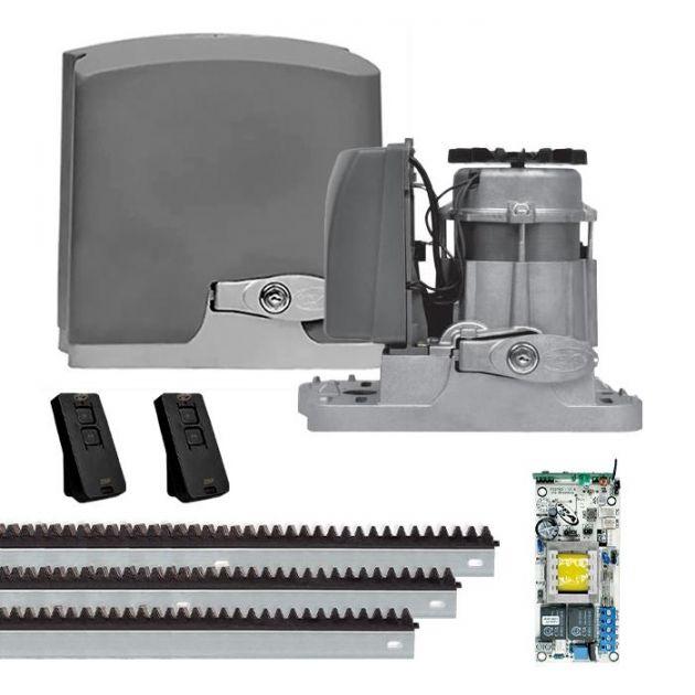 Kit Automatizador de Portão Eletrônico Deslizante DZ Rio 1/2 HP - PPA