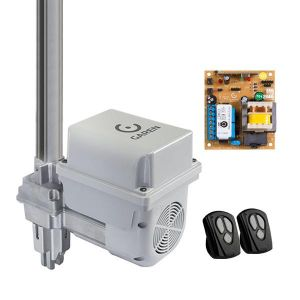 Kit Automatizador Motor Basculante BV Duo Speed 1/4 HP Garen