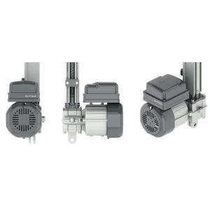 Kit Automatizador Motor Basculante Rápido Gatter i-HS Agile Peccinin Bivolt