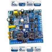 Kit Motor Automatizador Basculante 2000 Peccinin 1/3 HP Vertical