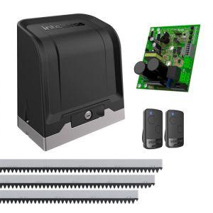 Kit Motor Automatizador de Portão Rápido Intelbras DR 600 FAST Deslizante 1/3 HP Bivolt