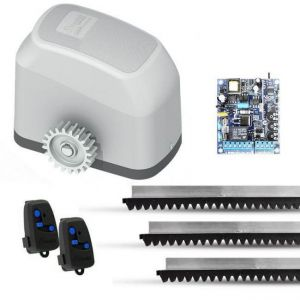 Kit Motor Portão Eletrônico Gatter Peccinin Automatizador Fast S-Board 1000