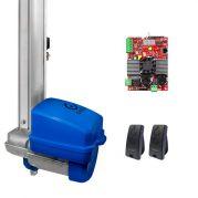 Kit Motor de Portão Basculante Acionamento 2 Metros Grand BV TSI Speed 1/2 HP - Garen