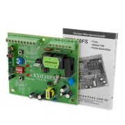 Kit Motor Portão Eletrônico 1/3 HP Automatizador Deslizante DZ4 SK Turbo - Rossi