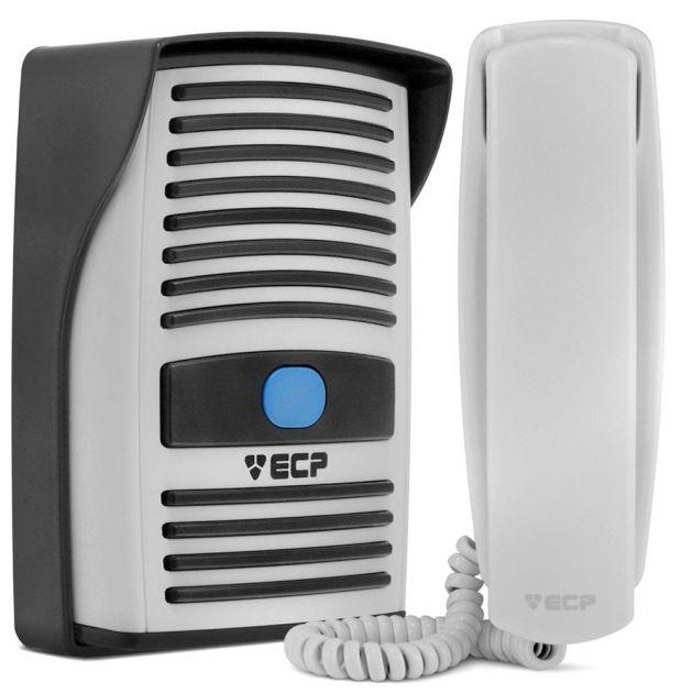 Kit Porteiro Eletrônico Interfone Intervox ECP