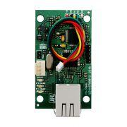 Módulo Ethernet ME-03 MOB p/ Comunicação Via Internet e Aplicativo Active MOB - JFL