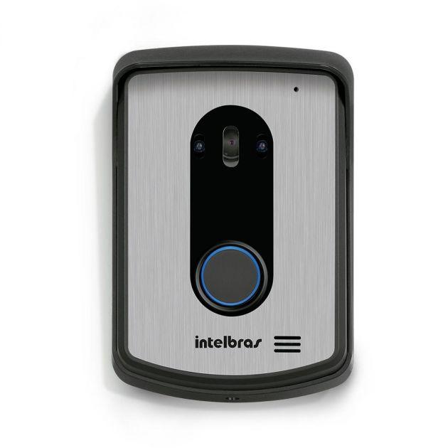 Modulo Externo Com Câmera IV 7000 ME p/ Vídeo Porteiro da Linha IV Intelbras