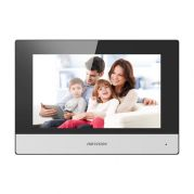 "Módulo Interno p/ Vídeo Porteiro IP Hikvision Monitor 7"" DS-KH6320-TE1"