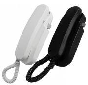 Monofone p/ Interfone Universal AGL - Preto